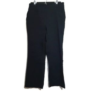 3 for $20 Kim Rogers flat front stretch dress pant